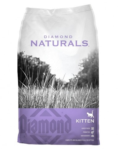 Diamond Naturals Kitten - Gatitos