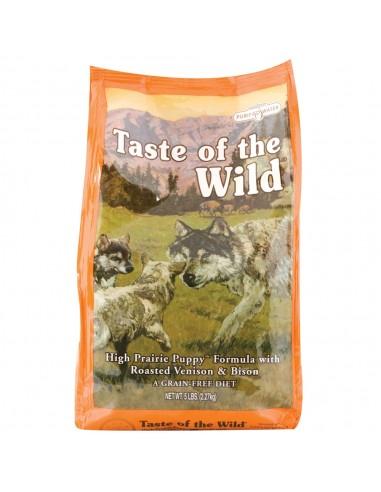 Taste of the Wild High Prairie Puppy - Cachorros