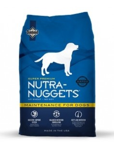 Nutra Nuggets Mantenimiento