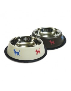 Pet Bowl Elegant Colors