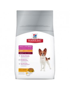 Hill's Adult Small & Toy Breed Light - Adultos Razas Pequeñas