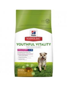 Hill's Youthful Vitality Adult Small & Toy Breed - Razas Pequeñas
