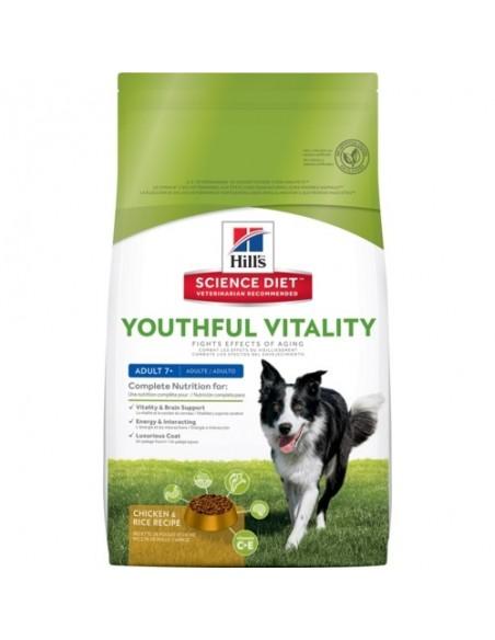 Hill's Youthful Vitality Adult - Pollo y Arroz