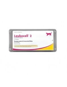Leukocell 2 - Vacuna contra la Leucemia Viral Felina